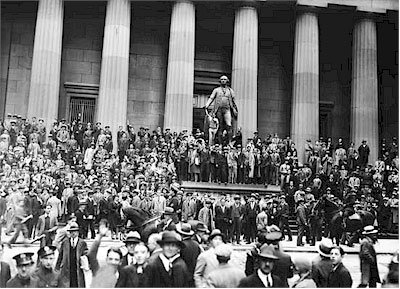 The 1929 Stock Market Crash